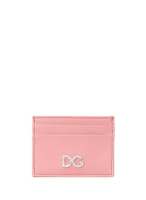 Dolce&Gabbana Kartlık Pembe